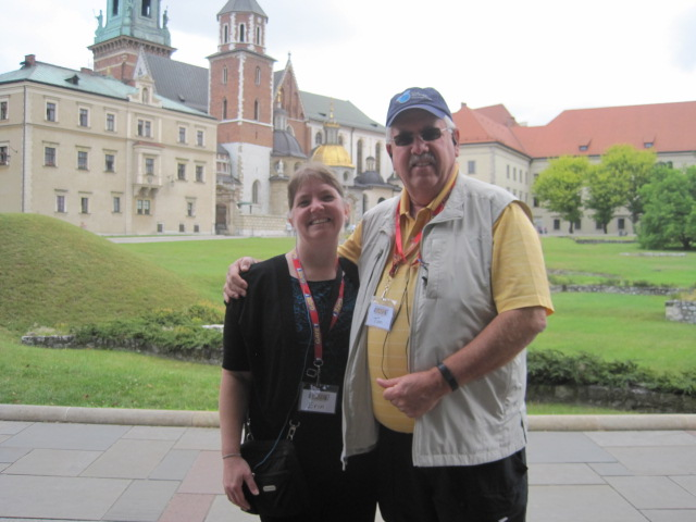 T&E at Wawel Castle
