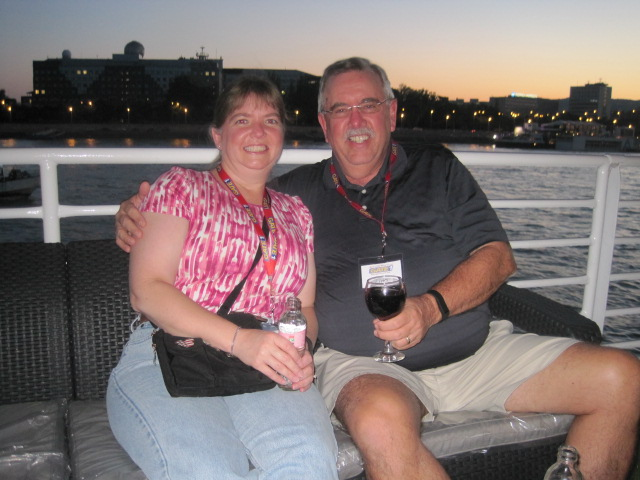 T&E on dinner cruise